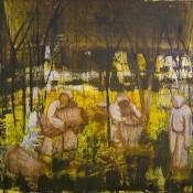 The Beekeepers (After Pieter Breugel)