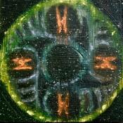 Neolithic Butterfly/Catterpillar (Fair Wheel)