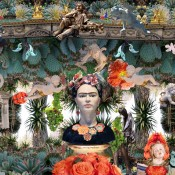 Porcelain Frida 2