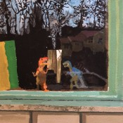 Dinosaurs in the Window (2020)